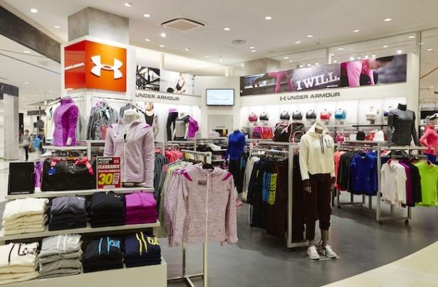 女性向け商品を品揃えした売場も新たに店内に導入する
