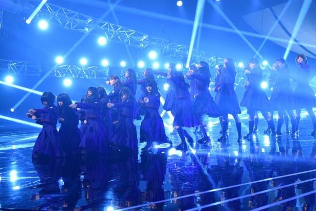 「SONGS」に欅坂46が初登場!
