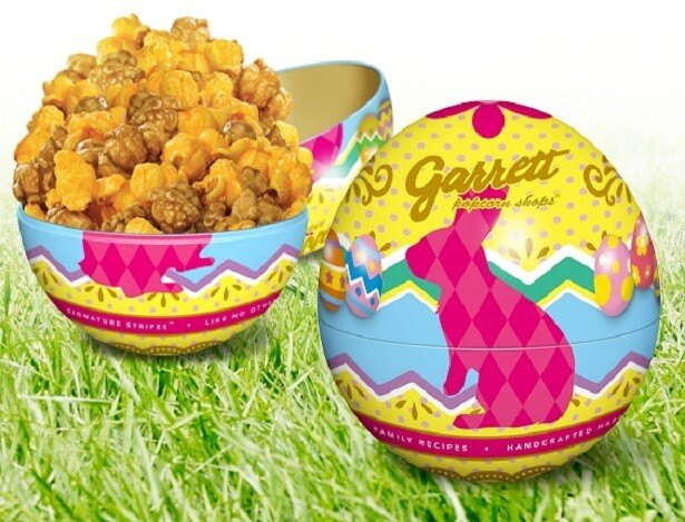 エッグ型の「Easter缶」(1230円~)