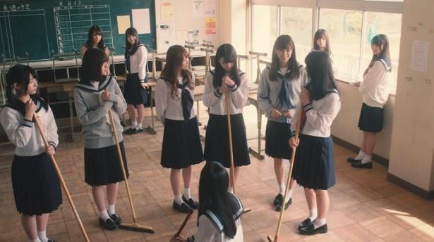 1つのグループでこの両極を表現できるのも欅坂46のグループの魅力だ