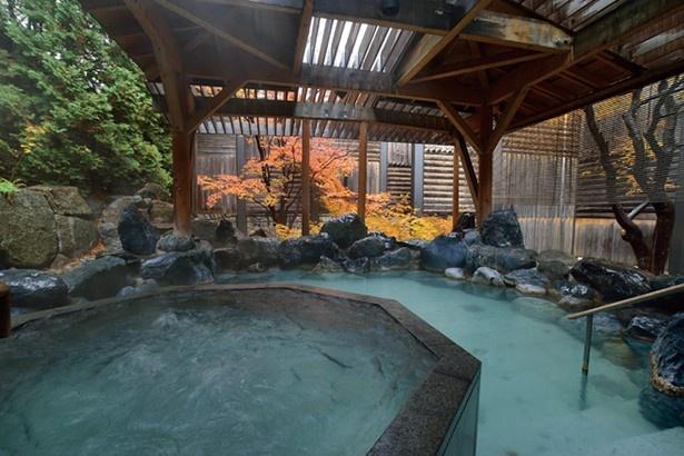 定山渓の温泉を満喫しよう
