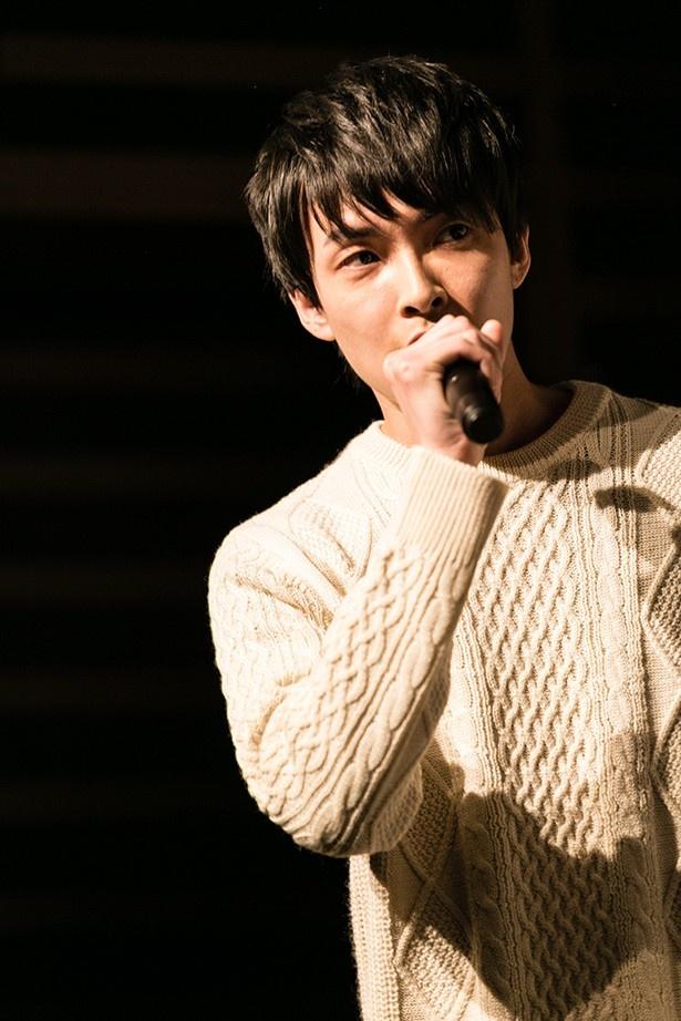 岸誠二監督、千葉翔也、小原好美らキャストが東京大神宮でヒット祈願も! 「月がきれい」第1話先行上映会を開催
