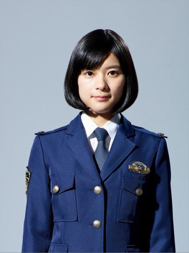 日曜劇場「小さな巨人」(TBS系)のヒロイン役に決定した芳根京子