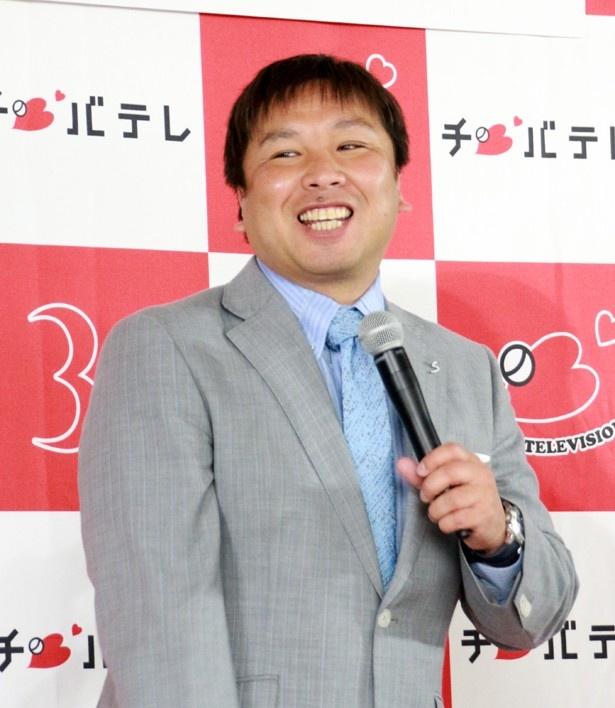 「おじまさんと呼んでみる」という里崎智也。ZOZOマリンスタジアムで「児嶋だよ!」は見られるか?