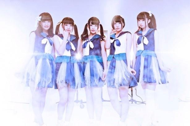 煌めき☆アンフォレントが1stシングル「運命√ビッグバン/幻影★ギャラクティカ」の発売に向け、「幻影★ギャラクティカ」のPVを公開