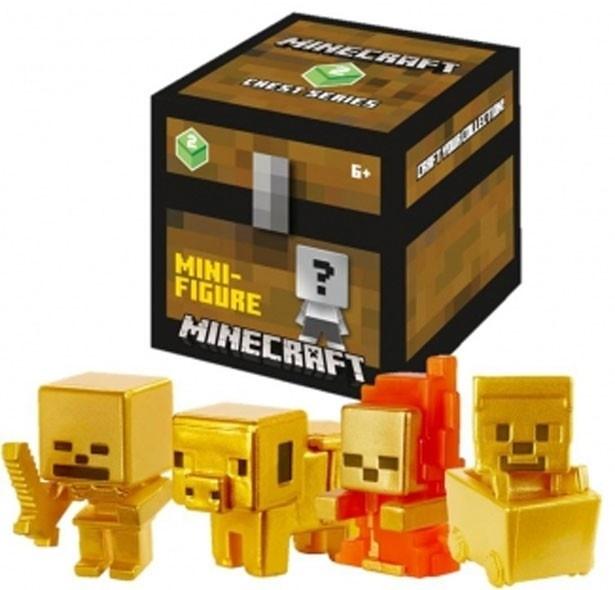 まるでゲームから抜け出たような宝箱のパッケージを開けると、厳選の人気キャラが登場!