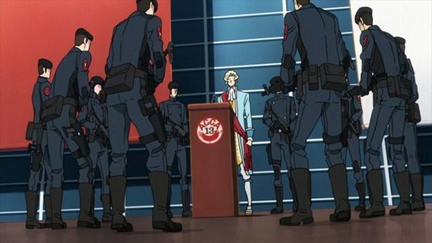 「ACCA13区監察課」最終回場面カットが到着。ドーワー王国の行方は?