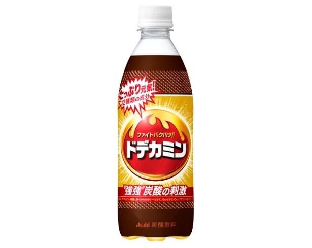 リニューアルされた「アサヒ ドデカミン」(税別140円)