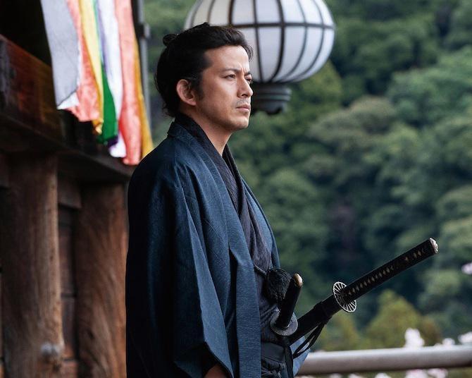 岡田准一、念願の土方歳三役に「これ以上の幸せはない」殺陣シーンのこだわりとは