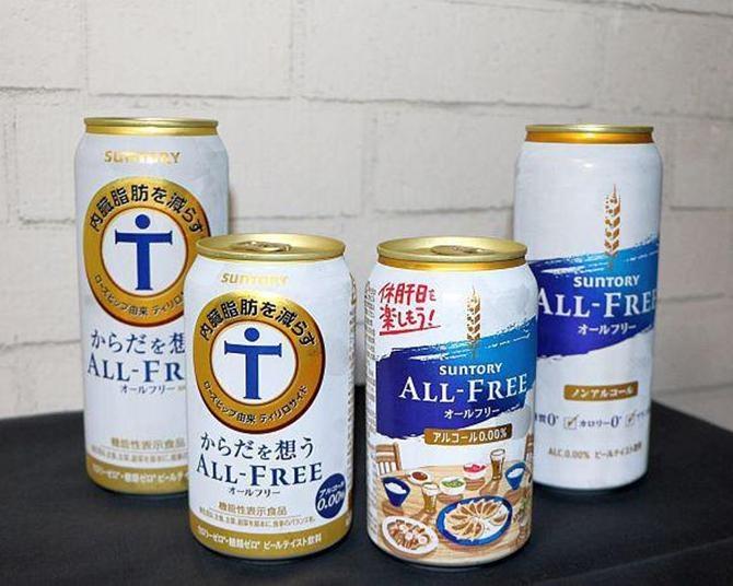 売上好調な「オールフリー」、期間限定のデザイン缶などで休肝日プロモーション展開