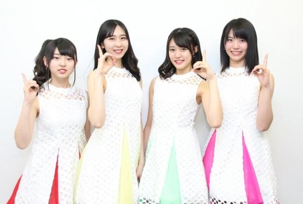 「Ringo star」は「愛踊祭2016」で日本一に輝いたりんご娘にとって、16枚目となるシングル