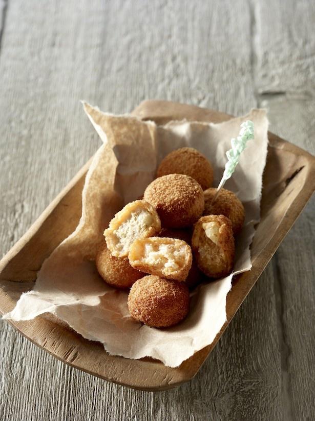 人気スナック菓子がサックリ&ホックリの新食感コロッケになった「スナックコロッケ」