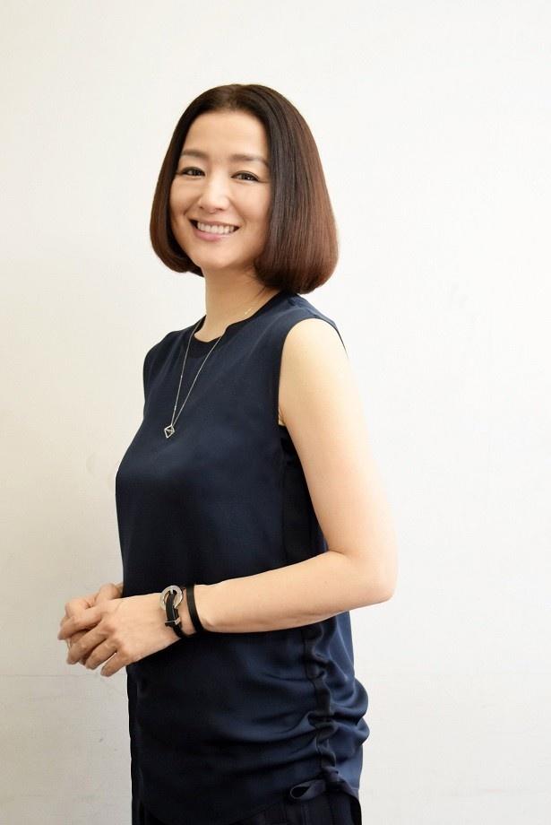 4月2日(日)放送の「ドラマスペシャル 人間の証明」(テレビ朝日系)で、鈴木京香は海外進出を企てるやり手の美容家・八杉恭子を演じる