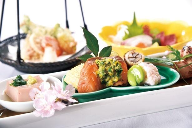 「宝塚ワシントンホテル島家」では、昼食付きの日帰り温泉プラン(1人3,900円※2人~、3日前までに要予約)を用意