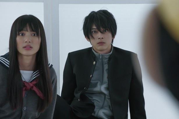 【写真を見る】内田理央は、「逃げるは恥だが役に立つ」のポジティブキャラとは一変