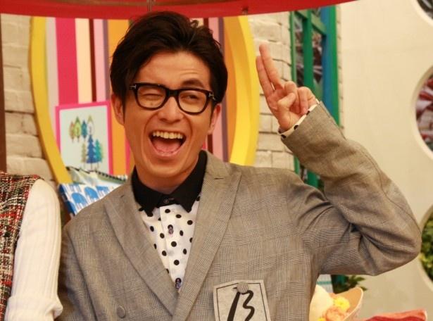 【写真を見る】新レギュラーの藤森慎吾が渡部建の意外な一面を告白!?