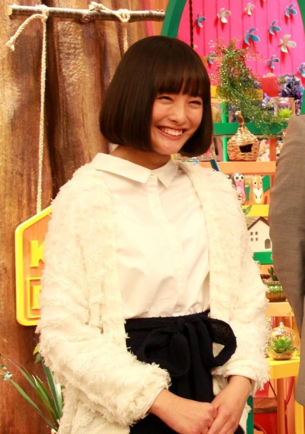 新レギュラーの大友花恋は幼少期から見ていた番組への出演に大喜び!