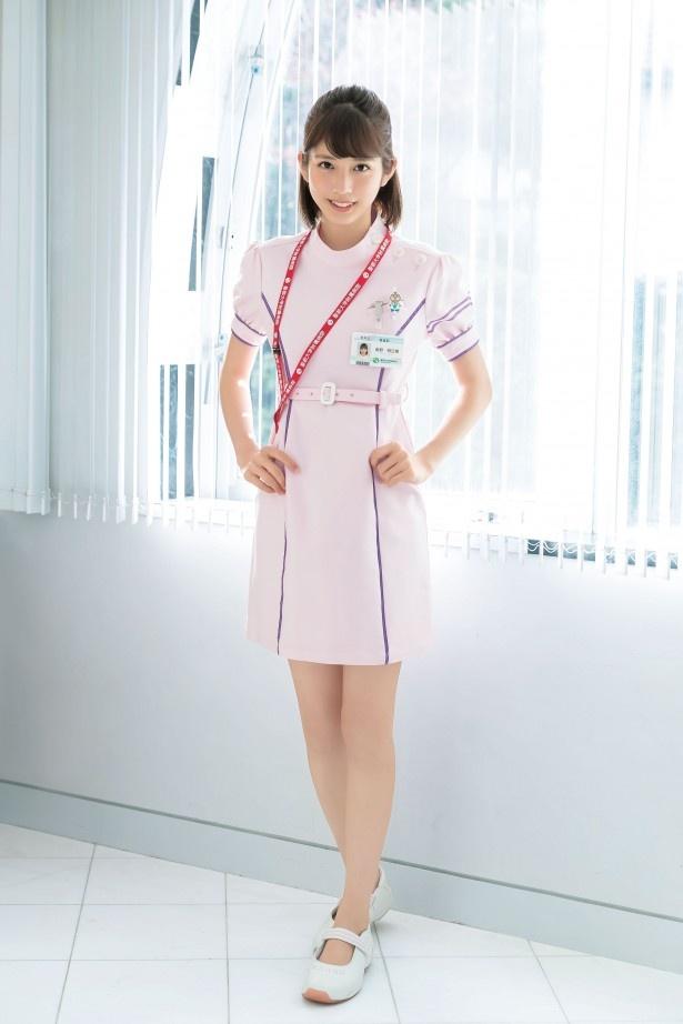 「仮面ライダーエグゼイド」(毎週日曜朝8:00-8:30テレビ朝日系)では、ヒロインの仮野明日那を熱演中