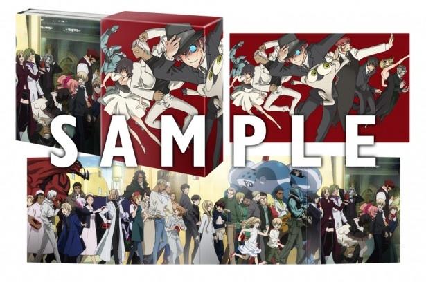 声優陣が豪華すぎて、2人も「つい視聴者になってしまう」と語ったアニメ「血界戦線」Blu-ray BOX は6月21日(水)に発売。盛りだくさんな特典も付いて、価格は29800円(税抜)となっている