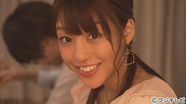 """再び""""ぶりっ子悪女・ヒメカ""""を演じる岡副麻希"""