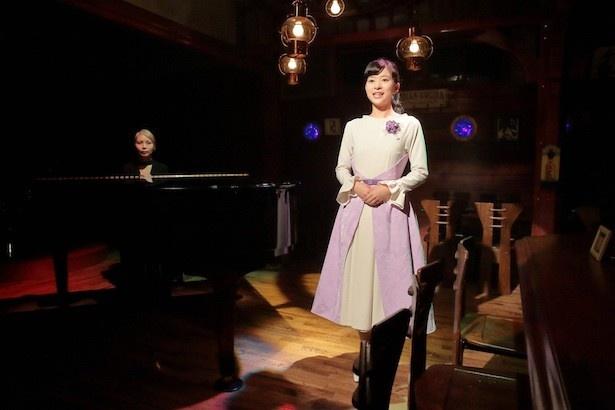「─忘れられない忘れ物 ~ヨーソローの一日~」には、本作の音楽を手掛けた世武裕子も出演する