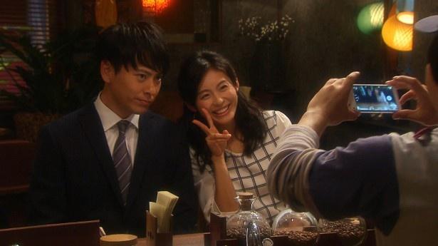 dTVとフジテレビが共同制作したオリジナルラマ「Love or Not」の第3話は、真子にお見合い話が持ち上がる
