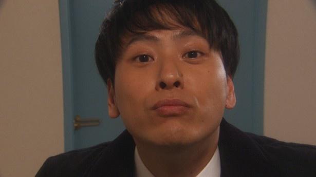 山下のこの表情は、キス顔!?