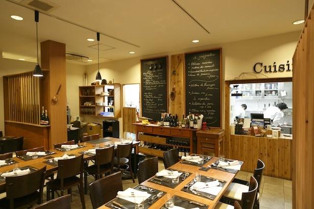 レストラン レネは、本場の味・雰囲気を大事にしている