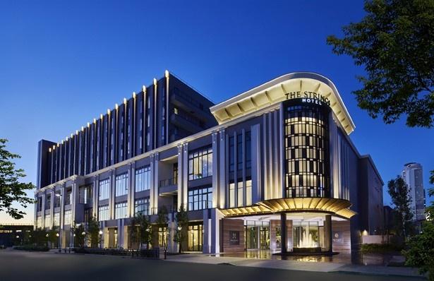 ストリングスホテル名古屋の外観