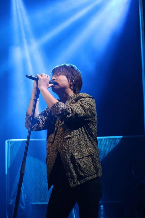 TAKAHIROは「僕の人生を変えた曲」としてEXILEの「Together」を熱唱