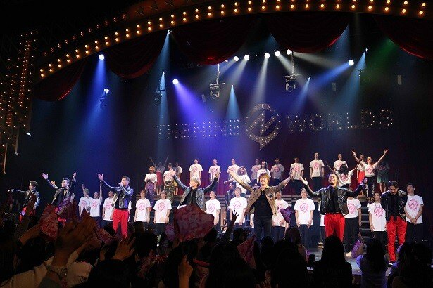 【画像を見る】EXILE THE SECOND&TAKAHIRO 夢の7ショット