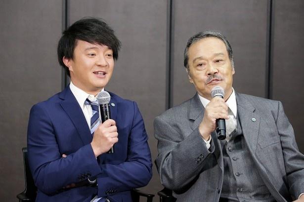 ドラマ「釣りバカ日誌Season2」は4月21日(金)スタート