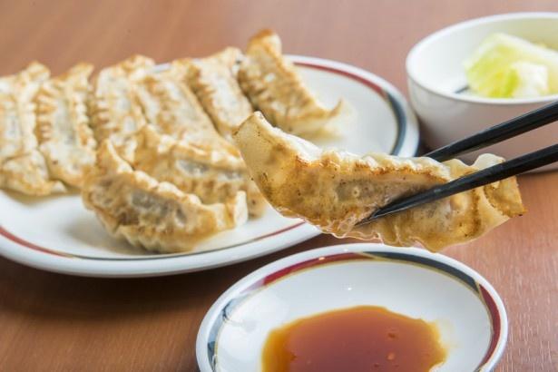 子どもから大人までみんなに愛される札幌市民のソウルフード「みよしの」の餃子
