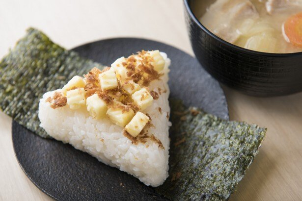 「ありんこ」で20年以上続く人気の味「チーズカツオ」
