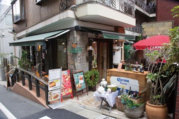 ここのほか、渋谷に3店あり