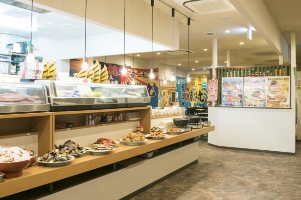 札幌市民だけでなく、札幌に観光に来た人からも人気のランチメニューがある「根室食堂」