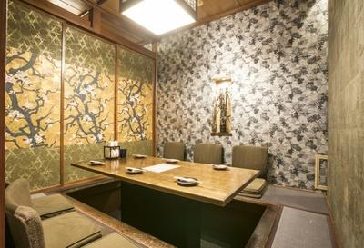 ヒグマのしゃぶしゃぶ以外にも北海道ならではの食材を味わえる「居酒屋 美濃家」