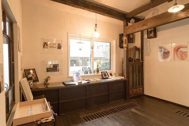 古民家Gallery鴨々堂は周辺ツアーガイドの出発点でもある