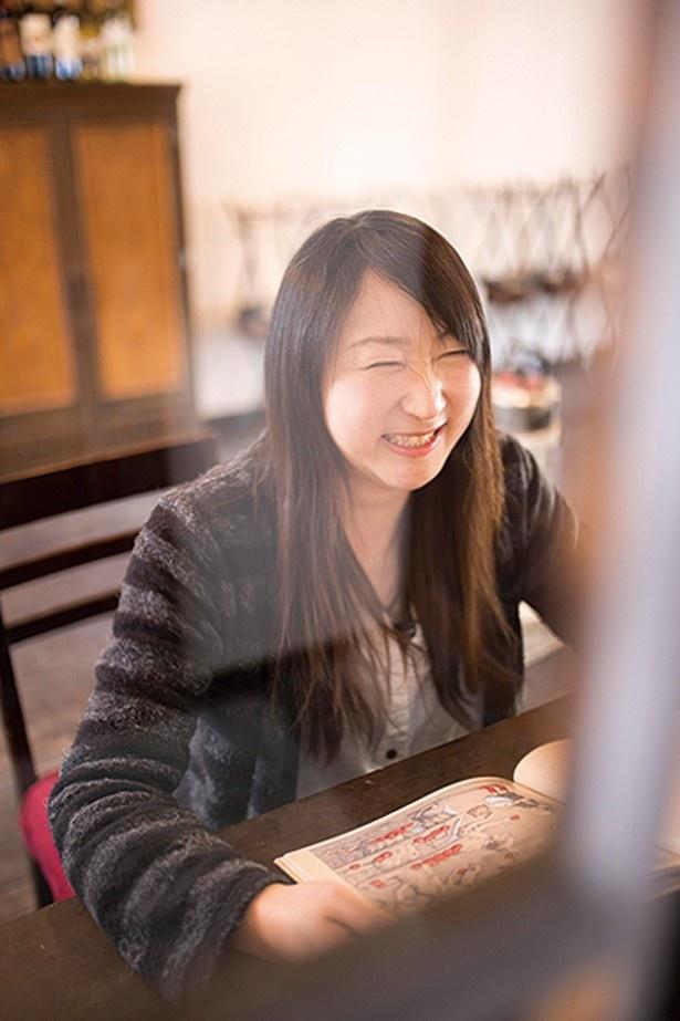 「寺町やススキノツアーも面白いですよ」と鴨々堂の石川圭子さん