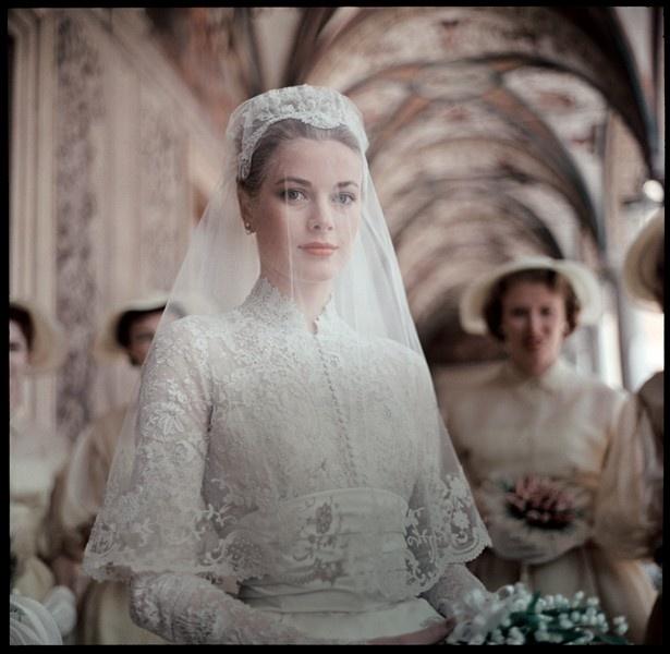 ハリウッド女優からモナコ公妃となったグレース・ケリー
