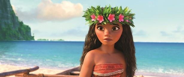 【写真を見る】公開から1か月も好調をキープし続けている『モアナと伝説の海』