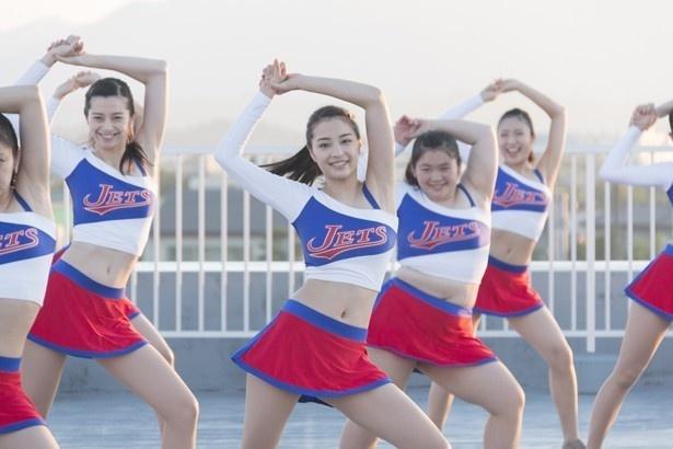 『チア☆ダン ~女子高生がチアダンスで全米制覇しちゃったホントの話~』はランク外から返り咲き!