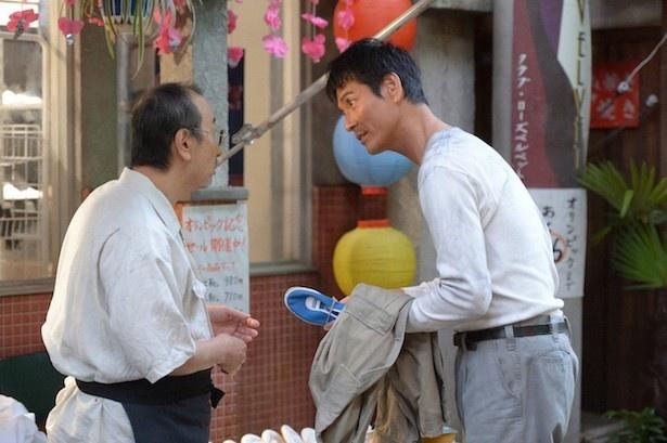 沢村が演じる実は、あくまでも「家族思いでひたむきな父親」という役どころ