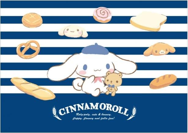 大丸梅田店は「シナモロール」のデビュー15 周年を記念し、「シナモロール 15th Anniversary Fair at Daimaru Umeda」を4 月 26 日(水)から期間限定で開催する