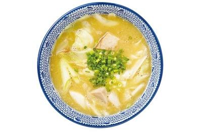 濃厚特選つけめん(スープ)/1080円