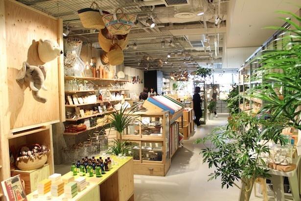 """神戸初出店の「TODAY'S SPECIAL」は郷土文化に根ざした""""食とくらしのDIY""""を提案"""