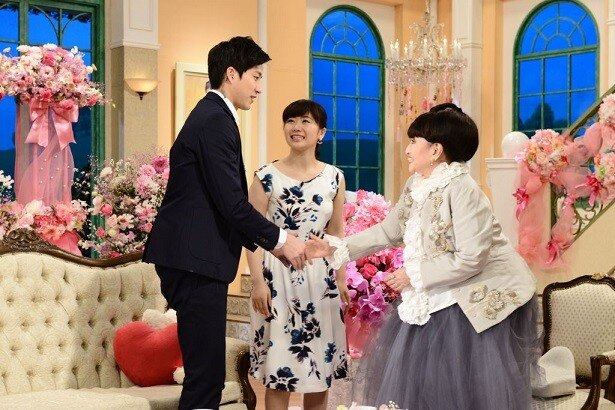 【写真を見る】黒柳徹子が福原愛&江宏傑夫妻の新婚生活に迫る!