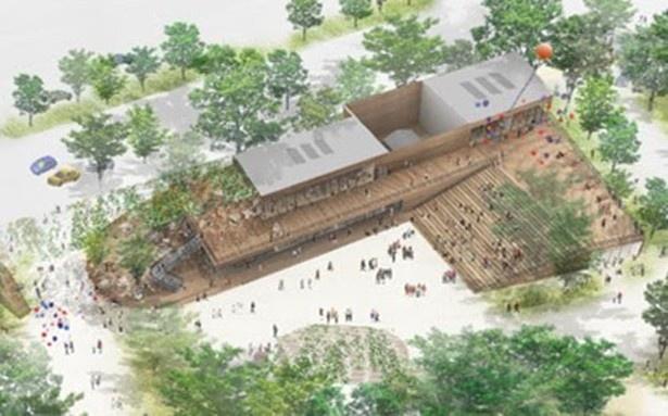 同日、名城公園に複合商業施設「tonarino(トナリノ)」がグランドオープンする