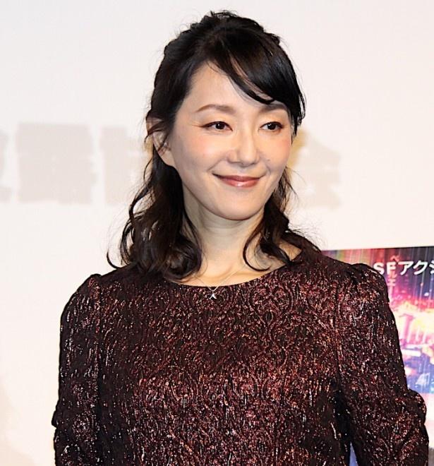 田中敦子「また私のもとに素子がやって来てくれた」