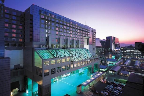 今年開業20周年を迎えるホテルグランヴィア京都。JR京都駅直結で利便性抜群